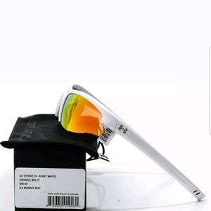 NEW Under Armour Stride XL Sunglasses